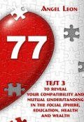 Test 3 to reveal your compatibility and mutual understanding in the social sphere, education, health and wealth (Leon Angel)