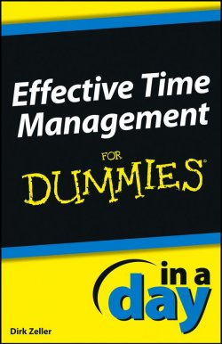 "Книга ""Effective Time Management In a Day For Dummies"" –"