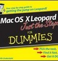 Mac OS X Leopard Just the Steps For Dummies ()