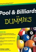 Pool and Billiards For Dummies ()