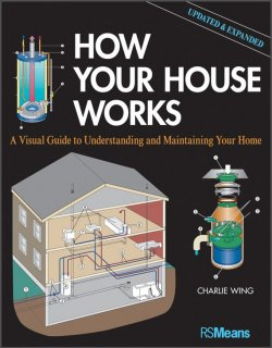 "Книга ""How Your House Works. A Visual Guide to Understanding and Maintaining Your Home, Updated and Expanded"" –"