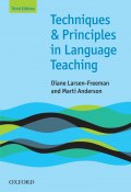 Techniques and Principles in Language Teaching 3rd edition (Marti Anderson, Diane Larsen-Freeman, 2013)