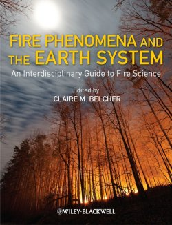"Книга ""Fire Phenomena and the Earth System. An Interdisciplinary Guide to Fire Science"" –  Belcher Claire"