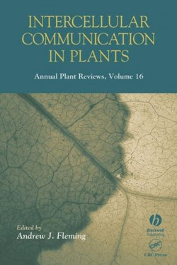 "Книга ""Annual Plant Reviews, Intercellular Communication in Plants"" –"